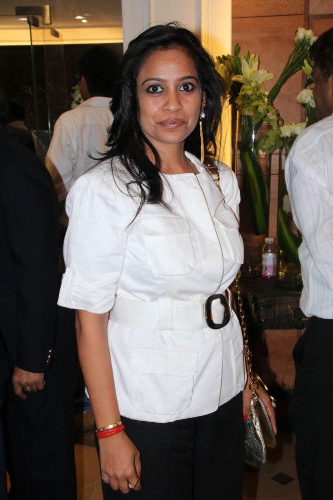Jewelry Designer Ambar Pariddi Sahai