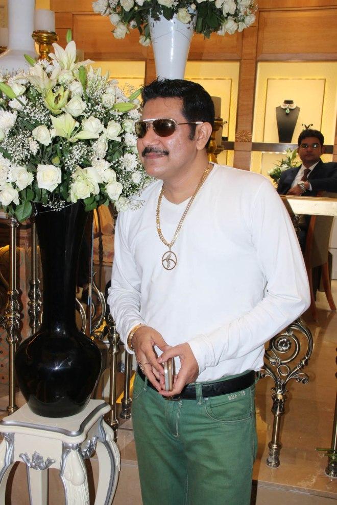 Singer Shankar Sawhney
