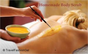 homemade-body-scrub-to-remove-tan