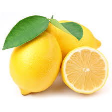 lemon for skin